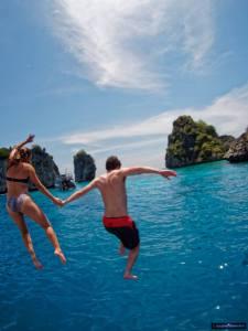 Boat Jumping